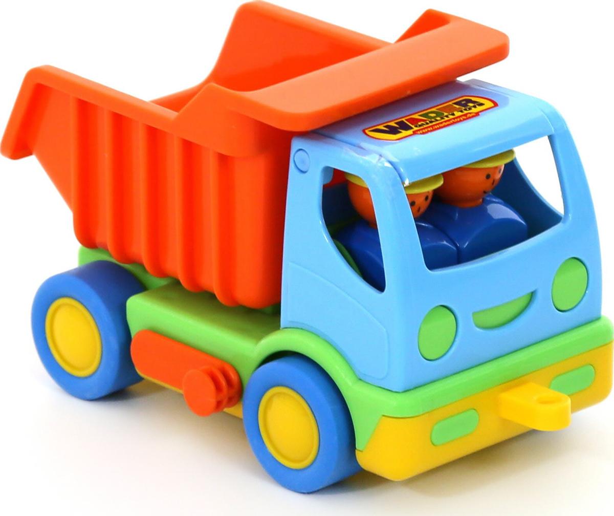 Полесье Самосвал Мой первый грузовик 2441 полесье автомобиль с цистерной мой первый грузовик 5441