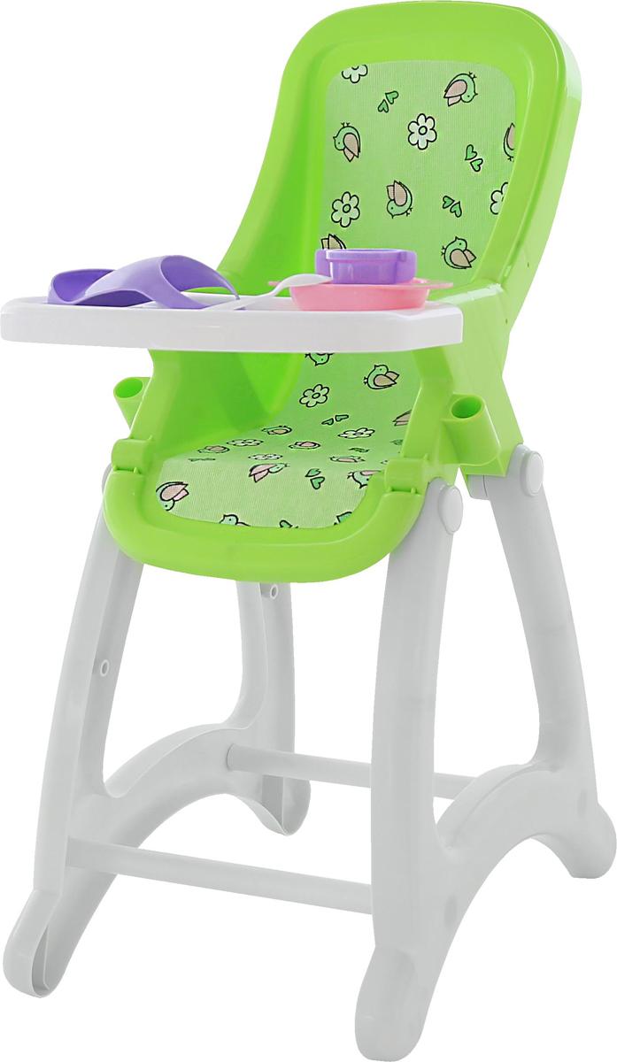 Полесье Стульчик для кукол Беби №2 игровые наборы bayer набор для кукол стульчик кенгурушка сумка посуда