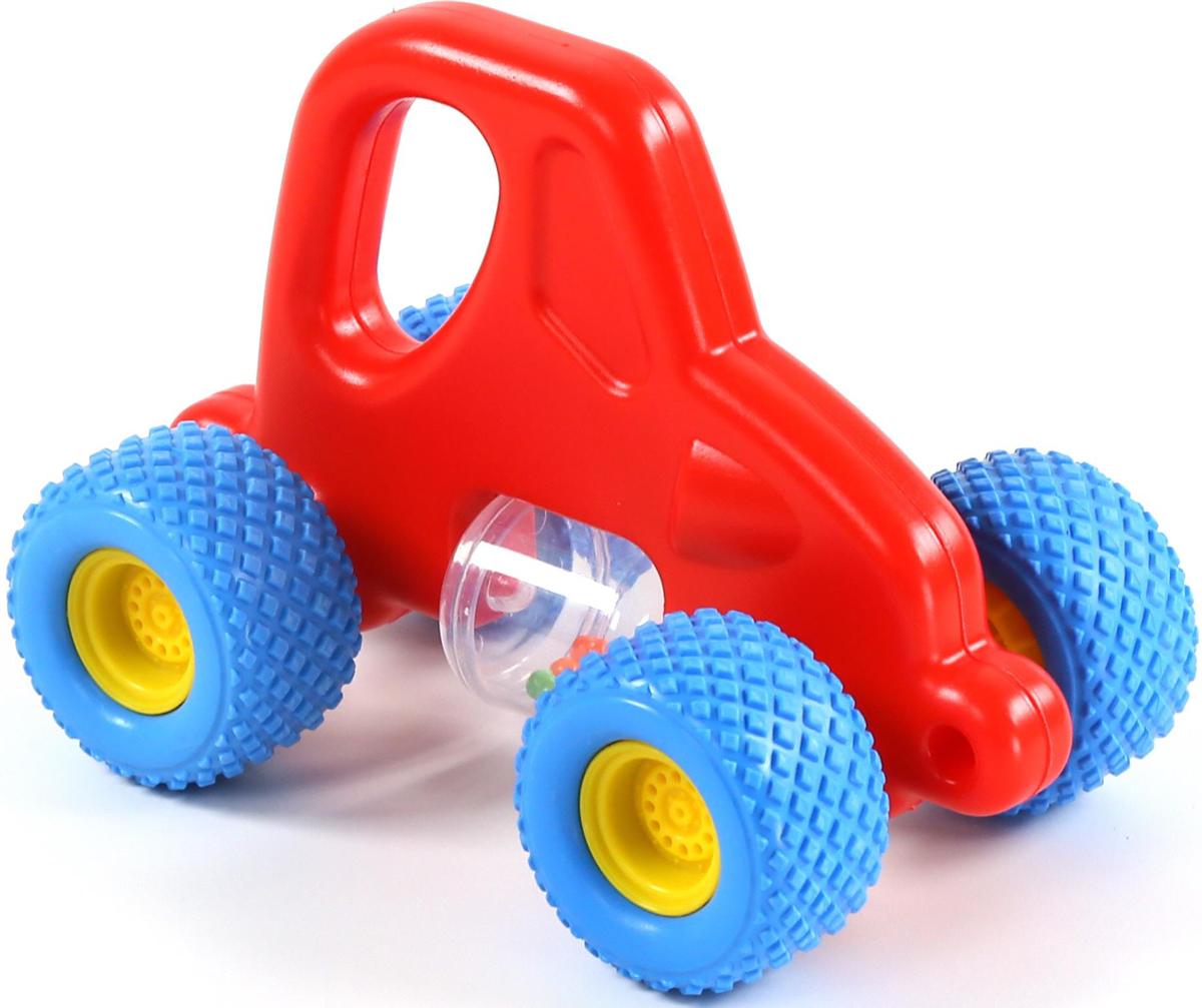Полесье Трактор Беби Грипкар машинки tomy трактор с большими колесами с подсветкой и звуком