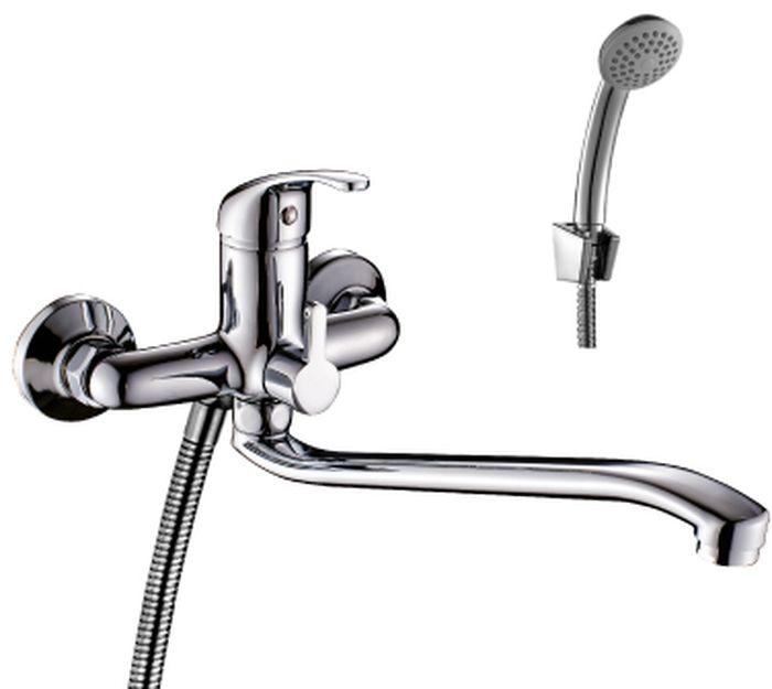 Смеситель Rossinka, для ванны, с S-образным изливом. A35-34A35-34Смеситель с S-образным поворотным изливом Rossinka изготовлен высококачественного металла. Комплектация:Пластиковый аэратор с функцией легкой очистки; Керамический картридж 35 мм; Переключатель с керамическими пластинами; Аксессуары: (шланг 1,5 м, настенное крепление, 1-функциональная лейка с функцией легкой очистки); Присоединительная группа (эксцентрики с отражателями) для вертикального крепления; Металлическая рукоятка. Смесители Rossinka были разработаны российским институтом НИИ Сантехники, что позволило произвести продукт, максимально подходящий под условия эксплуатации в нашей стране (жесткая вода, частые перепады температуры и напора воды).НИИ Сантехники рекомендует установку смесителей Rossinka в жилых помещениях, в детских, лечебно-профилактических, дошкольных и школьных учреждениях.Наличие международного сертификата ISO 9001 гарантирует стабильность качества выпускаемой продукции.Сервисная сеть насчитывает 90 гарантийных мастерских по России и странам СНГ. Плановый срок службы смесителей 30 лет.Гарантия на корпус смесителя при условии использования в бытовых условиях: 7 лет.