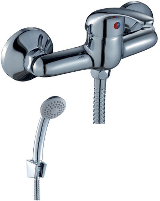 Смеситель Rossinka, для душа. A35-41A35-41A35-41. Смеситель для душа.Комплектация:• керамический картридж 35 мм• аксессуары в комплекте (шланг 1,5 м, настенное крепление, 1-функциональная лейка с функцией легкой очистки)• присоединительная группа (эксцентрики с отражателями) для вертикального крепления• металлическая рукояткаСмесители Rossinka были разработаны российским институтом «НИИ Сантехники», что позволило произвести продукт, максимально подходящий под условия эксплуатации в нашей стране (жесткая вода, частые перепады температуры и напора воды).«НИИ Сантехники» рекомендует установку смесителей Rossinka в жилых помещениях, в детских, лечебно-профилактических, дошкольных и школьных учреждениях.Наличие международного сертификата ISO 9001 гарантирует стабильность качества выпускаемой продукции.Сервисная сеть насчитывает 90 гарантийных мастерских по России и странам СНГ.Плановый срок службы смесителей 30 лет.Гарантия на смесители 7 лет.