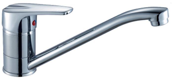 Смеситель Rossinka, для кухни. D40-21UD40-21UD40-21U. Смеситель для кухни с поворотным изливом.Комплектация:• пластиковый аэратор с функцией легкой очистки• керамический картридж 40 мм• гибкая подводка 30 см – 2 шт.• универсальная присоединительная группа для горизонтального крепления (возможно крепление гайкой – в комплект не входит)• металлическая рукояткаСмесители Rossinka были разработаны российским институтом «НИИ Сантехники», что позволило произвести продукт, максимально подходящий под условия эксплуатации в нашей стране (жесткая вода, частые перепады температуры и напора воды).«НИИ Сантехники» рекомендует установку смесителей Rossinka в жилых помещениях, в детских, лечебно-профилактических, дошкольных и школьных учреждениях.Наличие международного сертификата ISO 9001 гарантирует стабильность качества выпускаемой продукции.Сервисная сеть насчитывает 90 гарантийных мастерских по России и странам СНГ.Плановый срок службы смесителей 30 лет.Гарантия на смесители 7 лет.