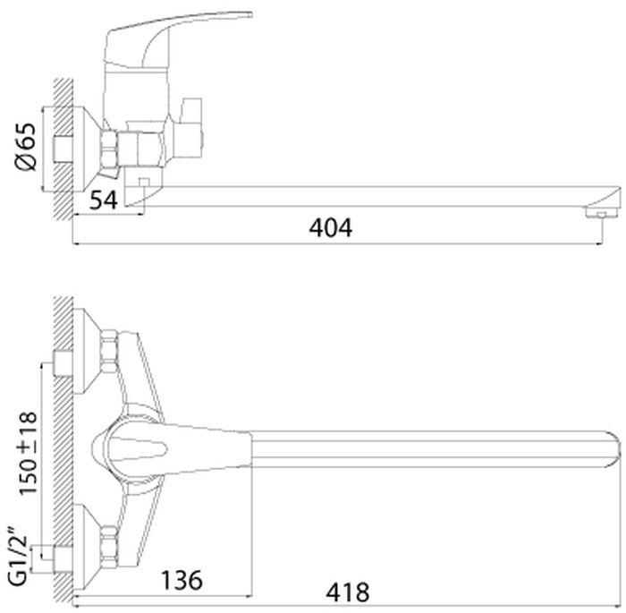 """Смеситель для ванны с плоским поворотным изливом """"Rossinka"""" изготовлен высококачественного металла. Комплектация:Пластиковый аэратор с функцией легкой очистки; Керамический картридж 40 мм; Переключатель с керамическими пластинами; Аксессуары: (шланг 1,5 м, настенное крепление, 1-функциональная лейка с функцией легкой очистки); Присоединительная группа (эксцентрики с отражателями) для вертикального крепления; Металлическая рукоятка. Смесители Rossinka были разработаны российским институтом """"НИИ Сантехники"""", что позволило произвести продукт, максимально подходящий под условия эксплуатации в нашей стране (жесткая вода, частые перепады температуры и напора воды).""""НИИ Сантехники"""" рекомендует установку смесителей Rossinka в жилых помещениях, в детских, лечебно-профилактических, дошкольных и школьных учреждениях.Наличие международного сертификата ISO 9001 гарантирует стабильность качества выпускаемой продукции.Сервисная сеть насчитывает 90 гарантийных мастерских по России и странам СНГ.   Плановый срок службы смесителей 30 лет.Гарантия на корпус смесителя при условии использования в бытовых условиях 7 лет."""