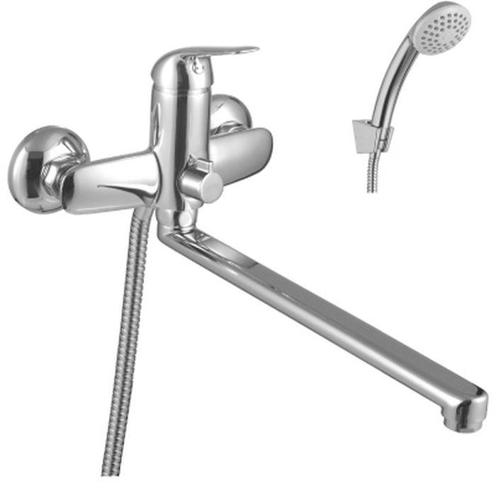 Смеситель для ванны Lemark Plus Advance, с поворотным изливом. LM1251CLM1251CСмеситель для ванны Lemark Plus Advance изготовлен из высококачественной латуни. Инновационные технологии литья и обработки латуни, а также увеличенная толщина стенок смесителя обеспечивают его стойкость к перепадам давления и температур.Покрытие полностью соответствует европейским стандартам качества, обеспечивает его стойкость и зеркальный блеск в течение всего срока службы изделия.Длина смесителя: 35,9 см. В комплект входят: Керамический картридж 35 ммДушевая лейка и шланг.