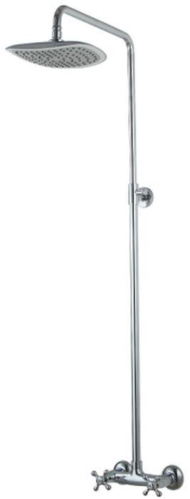 STANDARD LM2160C.Смеситель для душа с регулируемой высотой штанги и верхней душевой лейкой «Тропический дождь».Комплектация:• кран-буксы с керамическими пластинами (угол поворота – 180 градусов)• верхняя поворотная душевая лейка «Тропический дождь» 230х180 мм• металлические рукояткиСмесители LEMARK рассчитаны на 30 лет комфортной эксплуатации.В них соединены современные технологии производства и продуманный конструктив. Установлены комплектующие от известных мировых производителей, являющихся лидерами в своих сегментах:• немецкие аэраторы Neoperl – устройства, регулирующие расход воды;• керамические картриджи и кран-буксы испанской фирмы Sedal.Вся продукция LEMARK устанавливается не только в частном секторе, но и с успехом эксплуатируется в офисах Hewlett-Packard, Walt Disney Studios Sony Pictures Releasing, Mail.ru Group, а также в новом терминале аэропорта «Толмачево» в Новосибирске.Сегодня на смесители LEMARK установлен беспрецедентный 10-летний период бесплатного сервисного обслуживания. Данное условие действует, даже если монтаж изделий производится покупателями cамостоятельно.Сервисная сеть насчитывает 90 гарантийных мастерских по России и странам СНГ.