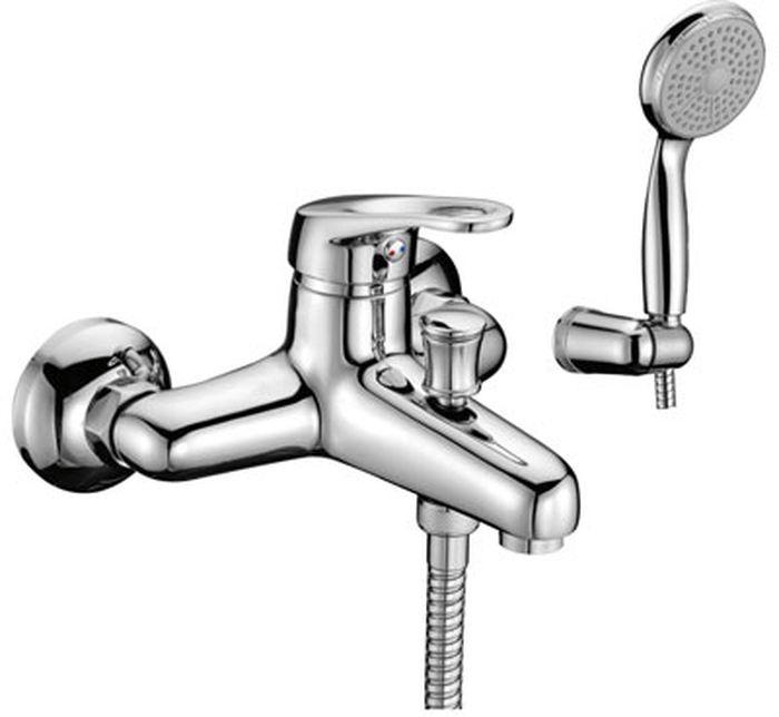 Смеситель для ванны Lemark Omega, с коротким изливом. LM3102CLM3102CСмеситель для ванны Lemark Omega, с коротким изливом.Комплектация:Аэратор Neoperl® Cascade®;Керамический картридж Sedal® 35 мм;Кнопочный переключатель с функцией ручной фиксации;Аксессуары в комплекте: шланг 1,5 м, настенное поворотное крепление, 1-функциональная лейка;Металлическая рукоятка.Смесители LEMARK рассчитаны на 30 лет комфортной эксплуатации.В них соединены современные технологии производства и продуманный конструктив. Установлены комплектующие от известных мировых производителей, являющихся лидерами в своих сегментах:немецкие аэраторы Neoperl - устройства, регулирующие расход воды;керамические картриджи и кран-буксы испанской фирмы Sedal.Вся продукция LEMARK устанавливается не только в частном секторе, но и с успехом эксплуатируется в офисах Hewlett-Packard, Walt Disney Studios Sony Pictures Releasing, Mail.ru Group.