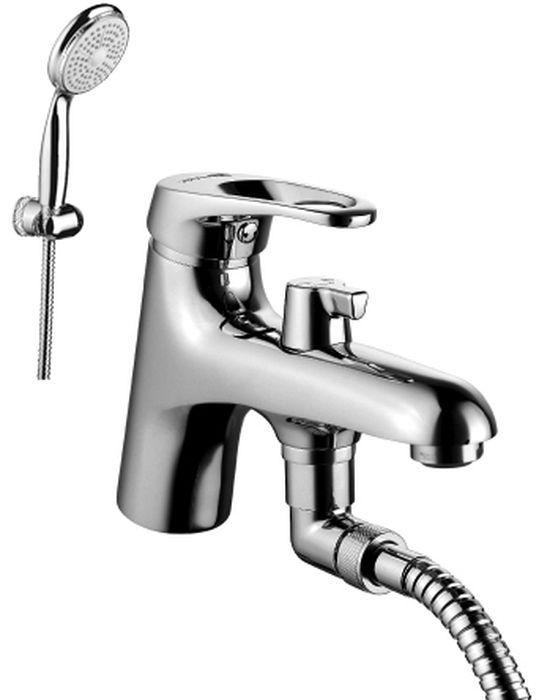 Смеситель для ванны Lemark Omega, с монолитным изливом. LM3115CLM3115CСмеситель для ванны Lemark Omega, с монолитным изливом.Комплектация:Аэратор Neoperl® Cascade®;Керамический картридж Sedal® 35 мм;Переключатель с керамическими пластинами;Аксессуары в комплекте: шланг 2 м, настенное поворотное крепление, 1-функциональная лейка;Гибкая подводка 1/2 35 см;Металлическая рукоятка.Смесители LEMARK рассчитаны на 30 лет комфортной эксплуатации.В них соединены современные технологии производства и продуманный конструктив. Установлены комплектующие от известных мировых производителей, являющихся лидерами в своих сегментах:немецкие аэраторы Neoperl - устройства, регулирующие расход воды;керамические картриджи и кран-буксы испанской фирмы Sedal.Вся продукция LEMARK устанавливается не только в частном секторе, но и с успехом эксплуатируется в офисах Hewlett-Packard, Walt Disney Studios Sony Pictures Releasing, Mail.ru Group.