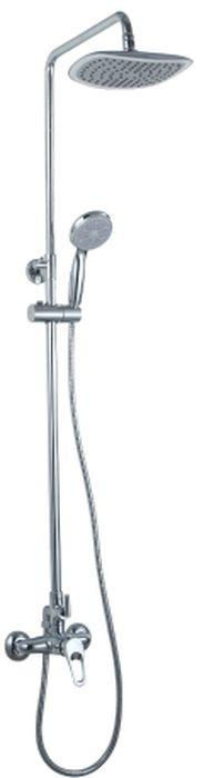 Смеситель Lemark Omega, для душаLM3160COMEGA LM3160C.Смеситель для душа с регулируемой высотой штанги и верхней душевой лейкой «Тропический дождь».Комплектация:• керамический картридж Sedal® 35 мм• переключатель с керамическими пластинами• верхняя поворотная душевая лейка «Тропический дождь» 230х180 мм• 1-функциональная лейка• регулируемое по высоте крепление для лейки• душевой шланг 1,5 м• металлическая рукояткаСмесители LEMARK рассчитаны на 30 лет комфортной эксплуатации.В них соединены современные технологии производства и продуманный конструктив. Установлены комплектующие от известных мировых производителей, являющихся лидерами в своих сегментах:• немецкие аэраторы Neoperl – устройства, регулирующие расход воды;• керамические картриджи и кран-буксы испанской фирмы Sedal.Вся продукция LEMARK устанавливается не только в частном секторе, но и с успехом эксплуатируется в офисах Hewlett-Packard, Walt Disney Studios Sony Pictures Releasing, Mail.ru Group, а также в новом терминале аэропорта «Толмачево» в Новосибирске.Сегодня на смесители LEMARK установлен беспрецедентный 10-летний период бесплатного сервисного обслуживания. Данное условие действует, даже если монтаж изделий производится покупателями cамостоятельно.Сервисная сеть насчитывает 90 гарантийных мастерских по России и странам СНГ.