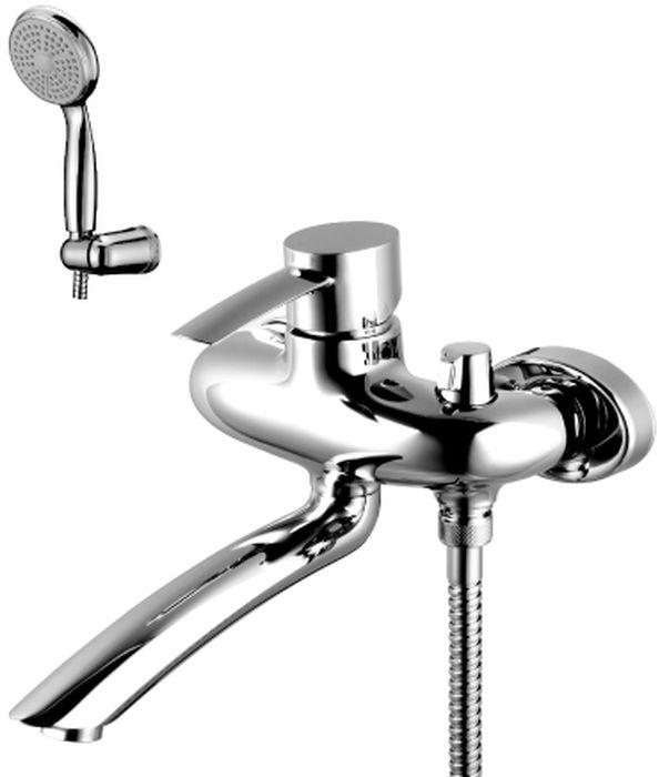 Смеситель Lemark Atlantiss, для ванны. LM3214CLM3214CATLANTISS LM3214C.Смеситель для ванны с поворотным изливом.Комплектация:• аэратор Neoperl® Cascade®• эко-картридж Sedal® 35 мм• переключатель с керамическими пластинами• аксессуары в комплекте: шланг 1,5 м, настенное поворотное крепление, 1-функциональная лейка• металлическая рукояткаСмесители LEMARK рассчитаны на 30 лет комфортной эксплуатации.В них соединены современные технологии производства и продуманный конструктив. Установлены комплектующие от известных мировых производителей, являющихся лидерами в своих сегментах:• немецкие аэраторы Neoperl – устройства, регулирующие расход воды;• керамические картриджи и кран-буксы испанской фирмы Sedal.Вся продукция LEMARK устанавливается не только в частном секторе, но и с успехом эксплуатируется в офисах Hewlett-Packard, Walt Disney Studios Sony Pictures Releasing, Mail.ru Group, а также в новом терминале аэропорта «Толмачево» в Новосибирске.Сегодня на смесители LEMARK установлен беспрецедентный 10-летний период бесплатного сервисного обслуживания. Данное условие действует, даже если монтаж изделий производится покупателями cамостоятельно.Сервисная сеть насчитывает 90 гарантийных мастерских по России и странам СНГ.