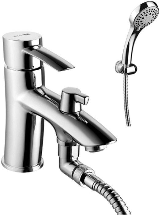 Смеситель на борт ванны Lemark Atlantiss, с монолитным изливом. LM3215CLM3215CСмеситель на борт ванны Lemark Atlantiss с монолитным изливом.Комплектация:Аэратор Neoperl® Cascade®;Керамический картридж Sedal® 35 мм;Переключатель с керамическими пластинами;Аксессуары в комплекте: шланг 2 м, настенное поворотное крепление, 5-функциональная лейка;Гибкая подводка 1/2 35 см;Металлическая рукоятка. Смесители LEMARK рассчитаны на 30 лет комфортной эксплуатации.В них соединены современные технологии производства и продуманный конструктив. Установлены комплектующие от известных мировых производителей, являющихся лидерами в своих сегментах:немецкие аэраторы Neoperl - устройства, регулирующие расход воды;керамические картриджи и кран-буксы испанской фирмы Sedal.