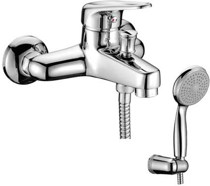 Смеситель Lemark Luna, для ванны. LM4102CLM4102CLUNA LM4102C.Смеситель для ванны с монолитным изливом.Комплектация:• аэратор Neoperl® Cascade®• эко-картридж Sedal® 40 мм• кнопочный переключатель с функцией ручной фиксации• аксессуары в комплекте: шланг 1,5 м, настенное поворотное крепление, 1-функциональная лейка• металлическая рукояткаСмесители LEMARK рассчитаны на 30 лет комфортной эксплуатации.В них соединены современные технологии производства и продуманный конструктив. Установлены комплектующие от известных мировых производителей, являющихся лидерами в своих сегментах:• немецкие аэраторы Neoperl – устройства, регулирующие расход воды;• керамические картриджи и кран-буксы испанской фирмы Sedal.Вся продукция LEMARK устанавливается не только в частном секторе, но и с успехом эксплуатируется в офисах Hewlett-Packard, Walt Disney Studios Sony Pictures Releasing, Mail.ru Group, а также в новом терминале аэропорта «Толмачево» в Новосибирске.Сегодня на смесители LEMARK установлен беспрецедентный 10-летний период бесплатного сервисного обслуживания. Данное условие действует, даже если монтаж изделий производится покупателями cамостоятельно.Сервисная сеть насчитывает 90 гарантийных мастерских по России и странам СНГ.