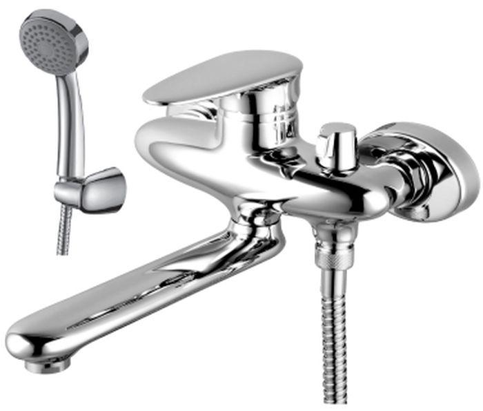 Смеситель Lemark Status, для ванныLM4414CSTATUS LM4414C.Смеситель для ванны с поворотным изливом.Комплектация:• аэратор Neoperl® Cascade®• керамический картридж Sedal® 40 мм• переключатель с керамическими пластинами• аксессуары в комплекте: шланг 1,5 м, настенное поворотное крепление, 1-функциональная лейка• металлическая рукояткаСмесители LEMARK рассчитаны на 30 лет комфортной эксплуатации.В них соединены современные технологии производства и продуманный конструктив. Установлены комплектующие от известных мировых производителей, являющихся лидерами в своих сегментах:• немецкие аэраторы Neoperl – устройства, регулирующие расход воды;• керамические картриджи и кран-буксы испанской фирмы Sedal.Вся продукция LEMARK устанавливается не только в частном секторе, но и с успехом эксплуатируется в офисах Hewlett-Packard, Walt Disney Studios Sony Pictures Releasing, Mail.ru Group, а также в новом терминале аэропорта «Толмачево» в Новосибирске.Сегодня на смесители LEMARK установлен беспрецедентный 10-летний период бесплатного сервисного обслуживания. Данное условие действует, даже если монтаж изделий производится покупателями cамостоятельно.Сервисная сеть насчитывает 90 гарантийных мастерских по России и странам СНГ.