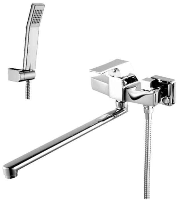 Смеситель Lemark Unit, для ванны. LM4517C смеситель lemark unit lm4545c