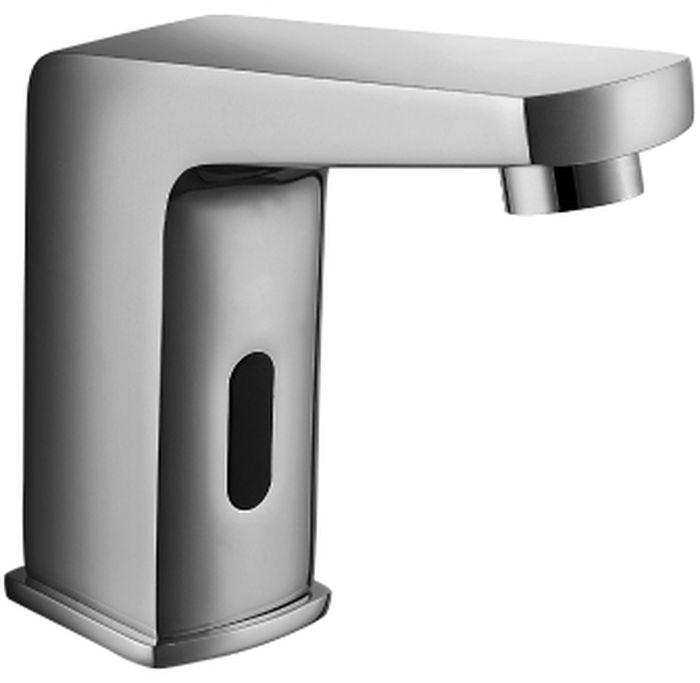 Смеситель Lemark Project, для раковины бесконтактный. LM4650CELM4650CEPROJECT LM4650CE.Смеситель для умывальника бесконтактный (сенсорный).Комплектация:• антивандальный аэратор• сенсор (время срабатывания: • клапан смешивания горячей и холодной воды с возможностью регулировки (устанавливается под столешницей)• блок для 4-х элементов питания типа «АА»• гибкая подводка 50 смСмесители LEMARK рассчитаны на 30 лет комфортной эксплуатации.В них соединены современные технологии производства и продуманный конструктив. Установлены комплектующие от известных мировых производителей, являющихся лидерами в своих сегментах:• немецкие аэраторы Neoperl – устройства, регулирующие расход воды;• керамические картриджи и кран-буксы испанской фирмы Sedal.Вся продукция LEMARK устанавливается не только в частном секторе, но и с успехом эксплуатируется в офисах Hewlett-Packard, Walt Disney Studios Sony Pictures Releasing, Mail.ru Group, а также в новом терминале аэропорта «Толмачево» в Новосибирске.Сегодня на смесители LEMARK установлен беспрецедентный 10-летний период бесплатного сервисного обслуживания. Данное условие действует, даже если монтаж изделий производится покупателями cамостоятельно.Сервисная сеть насчитывает 90 гарантийных мастерских по России и странам СНГ.