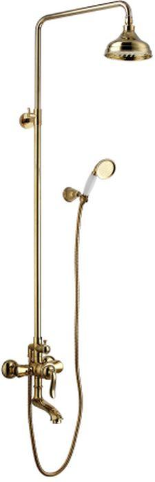 Смеситель Lemark Brava, для ванны и душаLM4762GBRAVA LM4762G.Смеситель для ванны и душа с регулируемой высотой штанги, поворотным изливом и верхней душевой лейкой «Тропический дождь».Комплектация:• аэратор Neoperl® Cascade®• керамический картридж Sedal® 35 мм• трехпозиционный картриджный переключатель• верхняя поворотная душевая лейка «Тропический дождь» O204 мм• 1-функциональная лейка• настенное поворотное крепление для лейки• душевой шланг 1,5 м• металлическая рукояткаСмесители LEMARK рассчитаны на 30 лет комфортной эксплуатации.В них соединены современные технологии производства и продуманный конструктив. Установлены комплектующие от известных мировых производителей, являющихся лидерами в своих сегментах:• немецкие аэраторы Neoperl – устройства, регулирующие расход воды;• керамические картриджи и кран-буксы испанской фирмы Sedal.Вся продукция LEMARK устанавливается не только в частном секторе, но и с успехом эксплуатируется в офисах Hewlett-Packard, Walt Disney Studios Sony Pictures Releasing, Mail.ru Group, а также в новом терминале аэропорта «Толмачево» в Новосибирске.Сегодня на смесители LEMARK установлен беспрецедентный 10-летний период бесплатного сервисного обслуживания. Данное условие действует, даже если монтаж изделий производится покупателями cамостоятельно.Сервисная сеть насчитывает 90 гарантийных мастерских по России и странам СНГ.