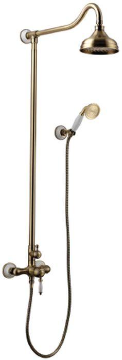 Смеситель Lemark Villa, для душаLM4860BVILLA LM4860B.Смеситель для душа с регулируемой высотой штанги и верхней душевой лейкой «Тропический дождь».Комплектация:• керамический картридж Sedal® 35 мм• переключатель с керамическими пластинами• верхняя поворотная душевая лейка «Тропический дождь» O204 мм• 1-функциональная лейка• настенное поворотное крепление для лейки• душевой шланг 1,5 м• металлическая рукояткаСмесители LEMARK рассчитаны на 30 лет комфортной эксплуатации.В них соединены современные технологии производства и продуманный конструктив. Установлены комплектующие от известных мировых производителей, являющихся лидерами в своих сегментах:• немецкие аэраторы Neoperl – устройства, регулирующие расход воды;• керамические картриджи и кран-буксы испанской фирмы Sedal.Вся продукция LEMARK устанавливается не только в частном секторе, но и с успехом эксплуатируется в офисах Hewlett-Packard, Walt Disney Studios Sony Pictures Releasing, Mail.ru Group, а также в новом терминале аэропорта «Толмачево» в Новосибирске.Сегодня на смесители LEMARK установлен беспрецедентный 10-летний период бесплатного сервисного обслуживания. Данное условие действует, даже если монтаж изделий производится покупателями cамостоятельно.Сервисная сеть насчитывает 90 гарантийных мастерских по России и странам СНГ.