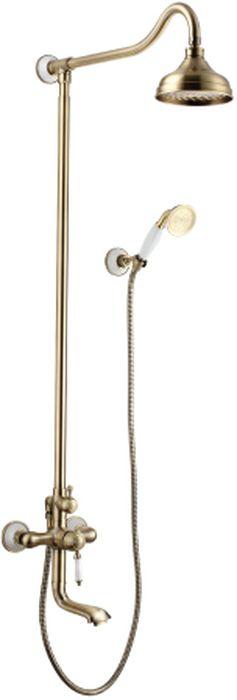 Смеситель для ванны и душа Lemark Villa, с поворотным изливомLM4862BСмеситель для ванны и душа с регулируемой высотой штанги, поворотным изливом и верхней душевой лейкой Lemark Villa изготовлен методом литья из высококачественной латуни с пониженным содержанием свинца. Смеситель имеет гальваническое покрытие бронзового цвета. В качестве рабочего элемента используются керамический картридж Sedal. Смеситель снабжен аэратором, который обеспечивает низкий уровень шума и делает струю воды равномерной и приятной на ощупь. Пластиковая сетка препятствует быстрому загрязнению и защищает от известковых отложений.Смеситель Lemark Villa адаптирован к низкому качеству российской водопроводной воды и максимально подходит под условия эксплуатации в нашей стране (жесткая вода, частые перепады температуры и напора воды). В нем соединены современные технологии производства и продуманный конструктив. Установлены комплектующие от известных мировых производителей.В комплекте: аэратор Neoperl Cascade, керамический картридж Sedal 35 мм, трехпозиционный картриджный переключатель, верхняя поворотная душевая лейка Тропический дождь, 1-функциональная лейка, настенное поворотное крепление для лейки, душевой шланг 1,5 м, металлическая рукоятка.Общая высота смесителя: 1263 - 1553 мм.Общая длина смесителя: 206 мм.Общая ширина смесителя: 219 мм.Длина излива: 194 мм. Диаметр лейки: 204 мм.