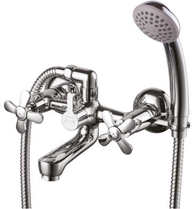 Смеситель для ванны Lemark Partner, с фиксированным изливом. LM6542CLM6542CСмеситель для ванны Lemark Partner, с фиксированным изливом.Комплектация:Аэратор;Кран-буксы с керамическими пластинами (угол поворота - 180 градусов);Переключатель с керамическими пластинами;Аксессуары в комплекте: шланг 1,5 м, 1-функциональная лейка;Металлические рукоятки.Смесители LEMARK рассчитаны на 30 лет комфортной эксплуатации.В них соединены современные технологии производства и продуманный конструктив. Установлены комплектующие от известных мировых производителей, являющихся лидерами в своих сегментах:немецкие аэраторы Neoperl - устройства, регулирующие расход воды;керамические картриджи и кран-буксы испанской фирмы Sedal.Вся продукция LEMARK устанавливается не только в частном секторе, но и с успехом эксплуатируется в офисах Hewlett-Packard, Walt Disney Studios Sony Pictures Releasing, Mail.ru Group.