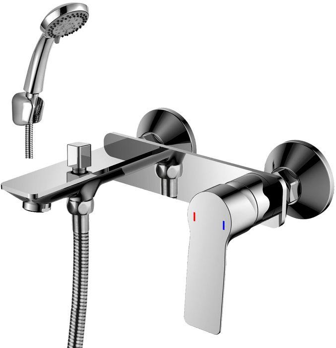 Смеситель Rossinka, для ванны. RS27-31RS27-31Смеситель для ванны с монолитным изливом Rossinka изготовлен высококачественного металла. Комплектация:Пластиковый аэратор с функцией легкой очистки; Керамический картридж 35 мм; Кнопочный переключатель; Аксессуары: (шланг 1,5 м, настенное крепление, 1-функциональная лейка с функцией легкой очистки); Присоединительная группа (эксцентрики с отражателями) для вертикального крепления; Металлическая рукоятка. Смесители Rossinka были разработаны российским институтом НИИ Сантехники, что позволило произвести продукт, максимально подходящий под условия эксплуатации в нашей стране (жесткая вода, частые перепады температуры и напора воды).НИИ Сантехники рекомендует установку смесителей Rossinka в жилых помещениях, в детских, лечебно-профилактических, дошкольных и школьных учреждениях.Наличие международного сертификата ISO 9001 гарантирует стабильность качества выпускаемой продукции.Сервисная сеть насчитывает 90 гарантийных мастерских по России и странам СНГ. Плановый срок службы смесителей 30 лет.Гарантия на корпус смесителя при условии использования в бытовых условиях 7 лет.