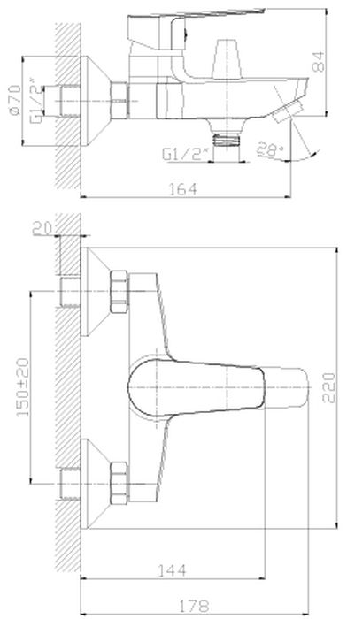 """Смеситель для ванны с монолитным изливом """"Rossinka"""" изготовлен высококачественного металла. Комплектация:Пластиковый аэратор с функцией легкой очистки; Керамический картридж 35 мм; Переключатель с керамическими пластинами; Аксессуары: (шланг 1,5 м, настенное крепление, 5-функциональная лейка с функцией легкой очистки); Присоединительная группа (эксцентрики с отражателями) для вертикального крепления; Металлическая рукоятка. Смесители Rossinka были разработаны российским институтом """"НИИ Сантехники"""", что позволило произвести продукт, максимально подходящий под условия эксплуатации в нашей стране (жесткая вода, частые перепады температуры и напора воды).""""НИИ Сантехники"""" рекомендует установку смесителей Rossinka в жилых помещениях, в детских, лечебно-профилактических, дошкольных и школьных учреждениях.Наличие международного сертификата ISO 9001 гарантирует стабильность качества выпускаемой продукции.Сервисная сеть насчитывает 90 гарантийных мастерских по России и странам СНГ.   Плановый срок службы смесителей 30 лет.Гарантия на корпус смесителя при условии использования в бытовых условиях 7 лет."""