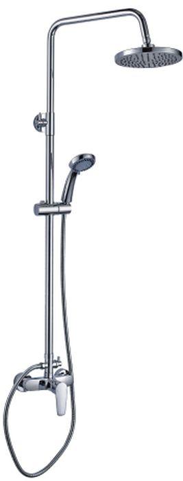 Смеситель Rossinka, для душа, с регулируемой высотой штанги и лейкой. S35-45S35-45Смеситель для душа Rossinka выполнен с регулируемой высотой штанги и верхней душевой лейкой «Тропический дождь».Комплектация:Пластиковый аэратор с функцией очистки; Керамический картридж 35 мм; Переключатель с керамическими пластинами; Верхняя поворотная душевая лейка «Тропический дождь» диаметр 200 мм с функцией легкой очистки; Аксессуары: (шланг 1,5 м, 5-функциональная лейка с функцией легкой очистки, регулируемое по высоте крепление для лейки); Присоединительная группа (эксцентрики с отражателями) для вертикального крепления; Металлическая рукоятка. Смесители Rossinka были разработаны российским институтом «НИИ Сантехники», что позволило произвести продукт, максимально подходящий под условия эксплуатации в нашей стране (жесткая вода, частые перепады температуры и напора воды).«НИИ Сантехники» рекомендует установку смесителей Rossinka в жилых помещениях, в детских, лечебно-профилактических, дошкольных и школьных учреждениях.Наличие международного сертификата ISO 9001 гарантирует стабильность качества выпускаемой продукции.Сервисная сеть насчитывает 90 гарантийных мастерских по России и странам СНГ.Плановый срок службы смесителей 30 лет.Гарантия на корпус смесителя при условии использования в бытовых условиях 7 лет.