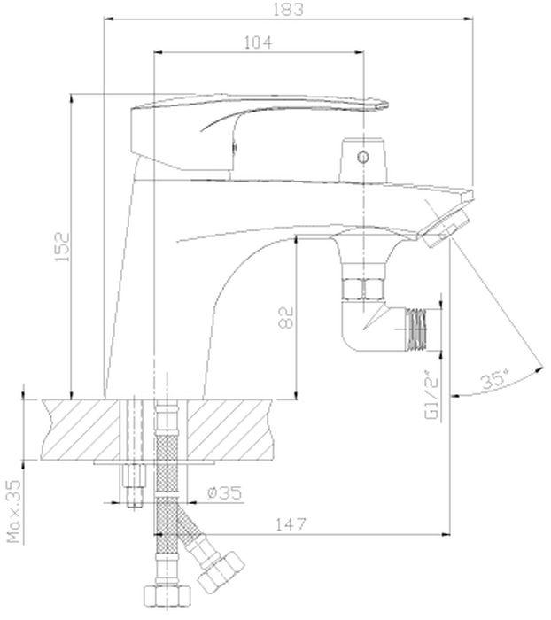 T40-38. Смеситель на борт ванны с монолитным изливом.Комплектация:• пластиковый аэратор с функцией легкой очистки• керамический картридж 40 мм• переключатель с керамическими пластинами• аксессуары в комплекте (шланг 1,5 м, настенное крепление, 5-функциональная лейка с функцией легкой очистки)• гибкая подводка 40 см – 2 шт.• присоединительная группа для горизонтального крепления• металлическая рукояткаСмесители Rossinka были разработаны российским институтом «НИИ Сантехники», что позволило произвести продукт, максимально подходящий под условия эксплуатации в нашей стране (жесткая вода, частые перепады температуры и напора воды).«НИИ Сантехники» рекомендует установку смесителей Rossinka в жилых помещениях, в детских, лечебно-профилактических, дошкольных и школьных учреждениях.Наличие международного сертификата ISO 9001 гарантирует стабильность качества выпускаемой продукции.Сервисная сеть насчитывает 90 гарантийных мастерских по России и странам СНГ.Плановый срок службы смесителей 30 лет.Гарантия на смесители 7 лет.