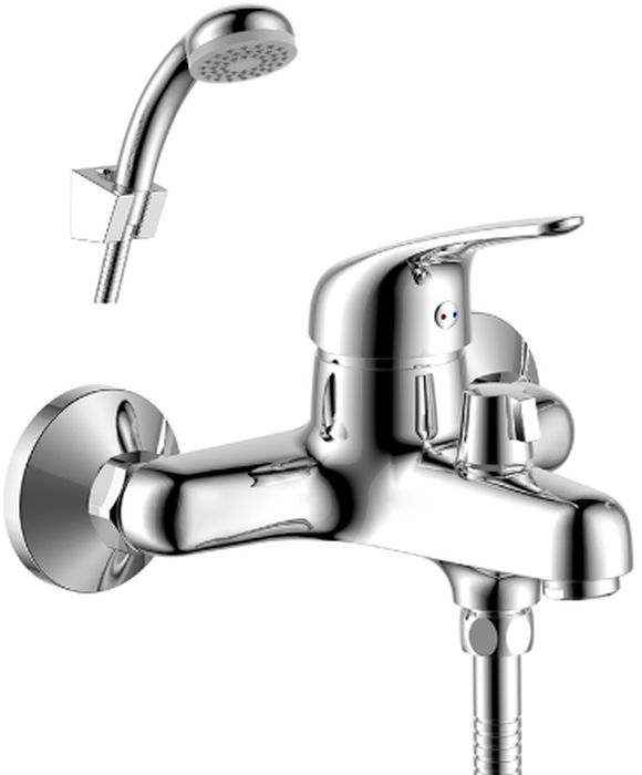 Смеситель Rossinka, для ванны. Y40-30Y40-30Y40-30. Смеситель для ванны с монолитным изливом.Комплектация:• пластиковый аэратор с функцией легкой очистки• керамический картридж 40 мм• переключатель с керамическими пластинами• аксессуары в комплекте (шланг 1,5 м, настенное крепление, 1-функциональная лейка с функцией легкой очистки)• присоединительная группа (эксцентрики с отражателями) для вертикального крепления• металлическая рукояткаСмесители Rossinka были разработаны российским институтом «НИИ Сантехники», что позволило произвести продукт, максимально подходящий под условия эксплуатации в нашей стране (жесткая вода, частые перепады температуры и напора воды).«НИИ Сантехники» рекомендует установку смесителей Rossinka в жилых помещениях, в детских, лечебно-профилактических, дошкольных и школьных учреждениях.Наличие международного сертификата ISO 9001 гарантирует стабильность качества выпускаемой продукции.Сервисная сеть насчитывает 90 гарантийных мастерских по России и странам СНГ.Плановый срок службы смесителей 30 лет.Гарантия на смесители 7 лет.