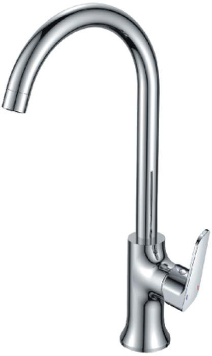 Смеситель для кухни Rossinka, с поворотным изливом. Z35-23UZ35-23UСмеситель для кухни, выполненный из высококачественной латуни с покрытием из хрома, устанавливается на мойку. Комплектация: пластиковый аэратор с изменяемым углом подачи воды, с функцией легкой очистки; керамический картридж 35 мм; гибкая подводка 40 см - 2 шт.; присоединительная группа для горизонтального крепления; металлическая рукоятка.Гарантия на корпус смесителя при условии использования в бытовых условиях 7 лет.