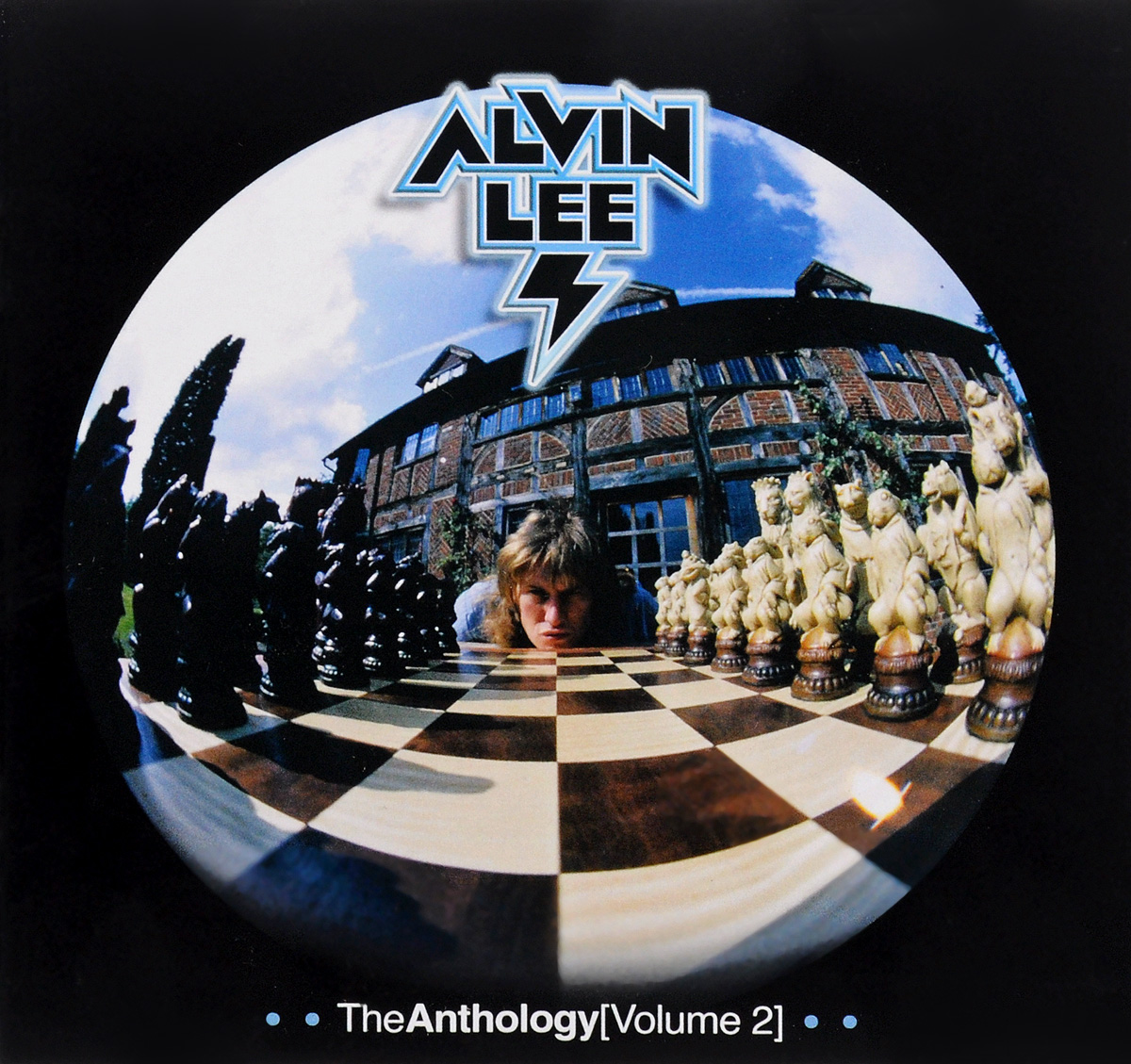 Alvin Lee. The Anthology. Volume 2 (2 CD)