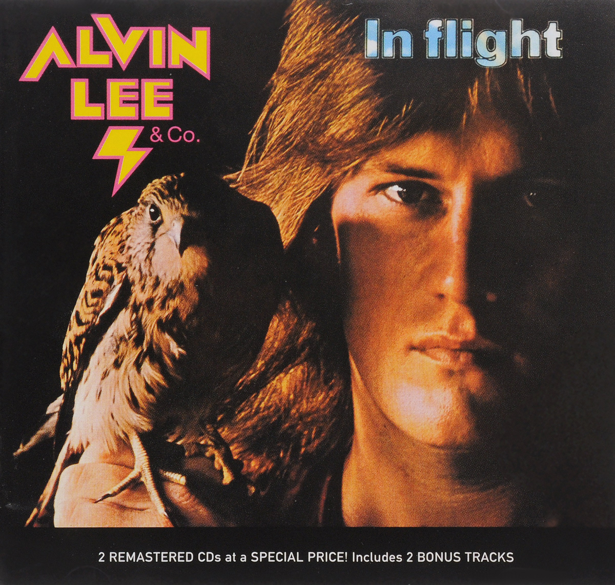 Alvin Lee & Co. In Flight (2 CD)