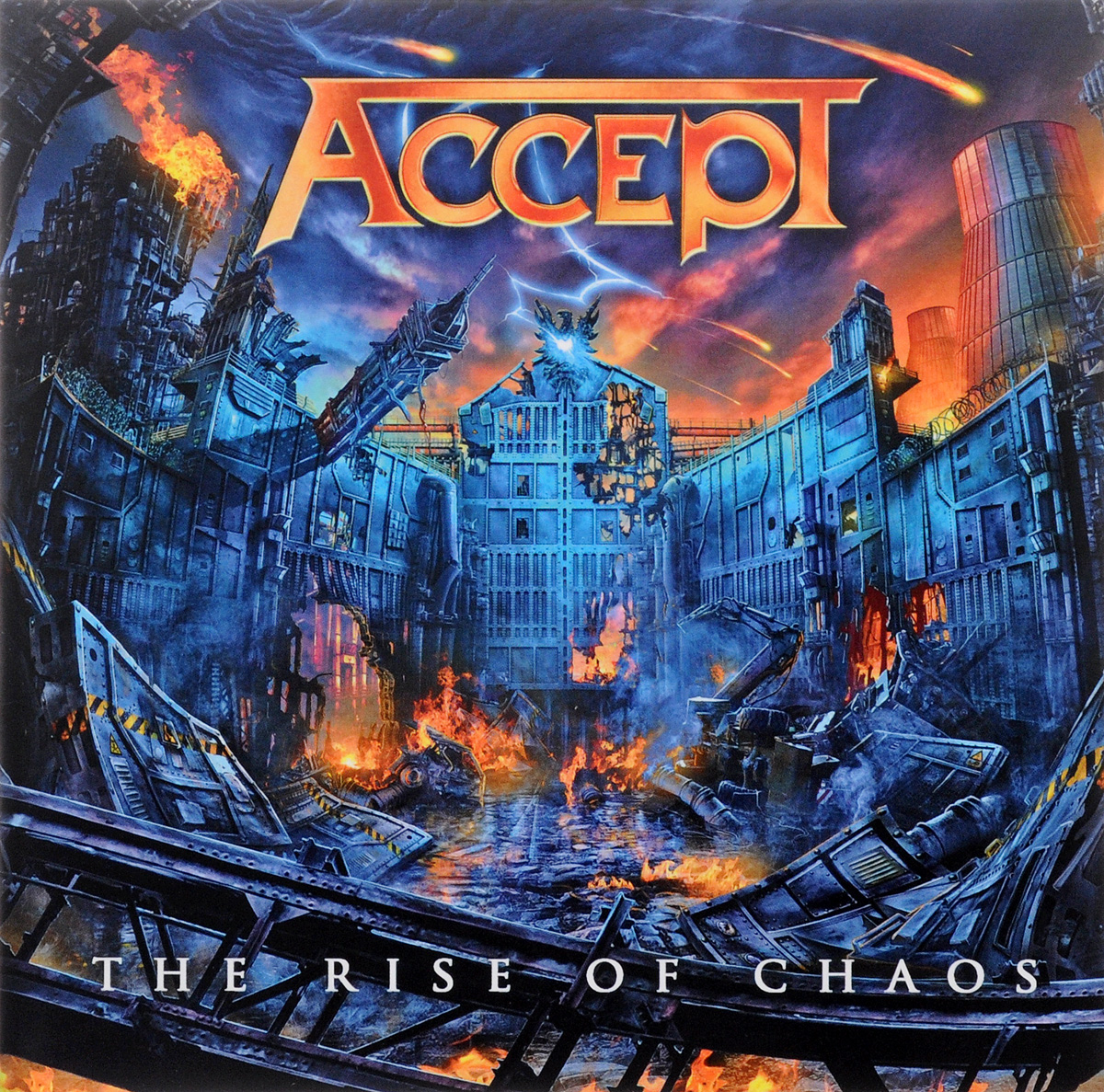 Accept Accept. The Rise Of Chaos accept belo horizonte