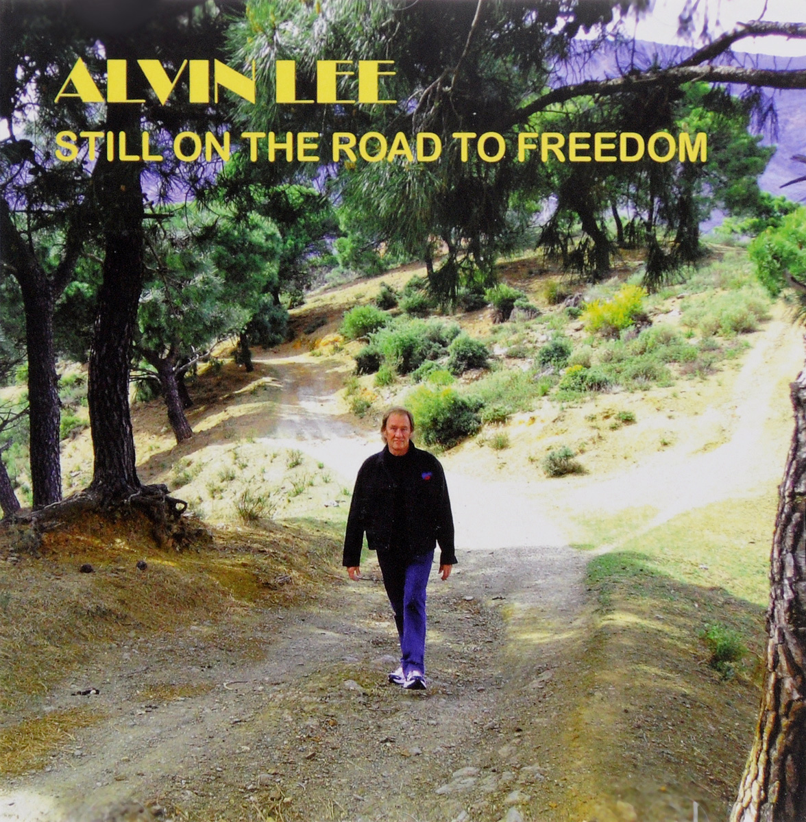 Alvin Lee. Still On The Road To Free