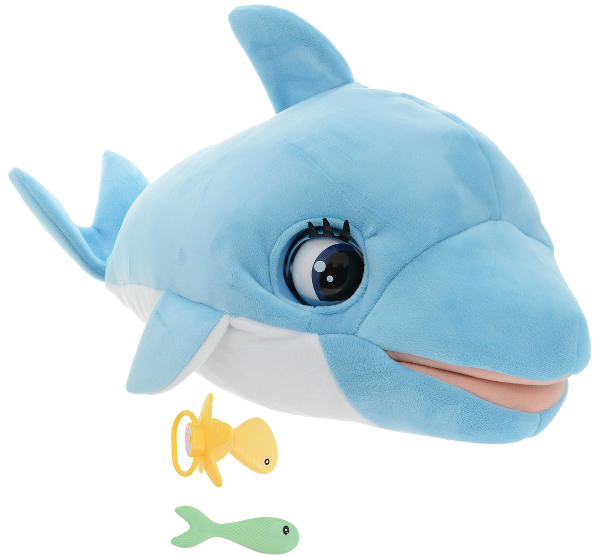 IMC Toys Интерактивная игрушка Дельфин Blu Blu - Интерактивные игрушки