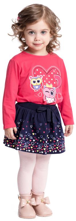 Колготки для девочки PlayToday, цвет: светло-розовый. 378045. Размер 11 колготки для девочки playtoday  цвет