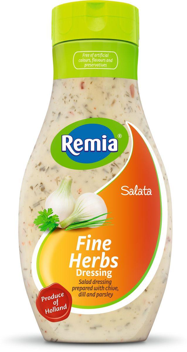 Remia Salata Fine Herbs Dressing cоус салатный с пряными травами, 0,5 л г в лейбниц монадология