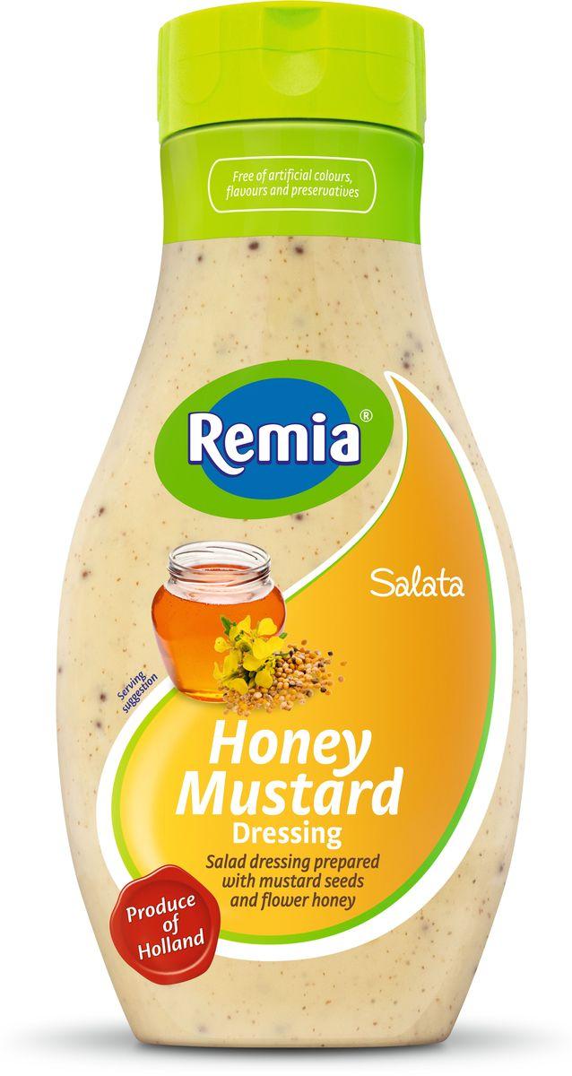 Salata Honey Mustang Dressing cоус салатный медово-горчичный, 0,5 л10.43.63Идеальный соус для повседневного использования, придаст пикантность чипсам, рыбе, барбекю, салатам.Пищевая ценность в 100 г: углеводы 15 г, в т.ч. сахар 14 г, жиры 26 г, в т.ч. насыщенные 2,0, белки - 1,1, натрий - 1,6 г.