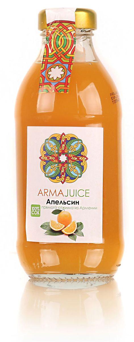 ARMAjuice сок апельсиновый, 0,33 л добрый апельсиновый нектар 24 штуки по 0 33 л