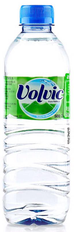 Volvic вода минеральная негазированная, 0,5 л минеральная столовая вода hydra 0 5 л со вкусом грейпфрута