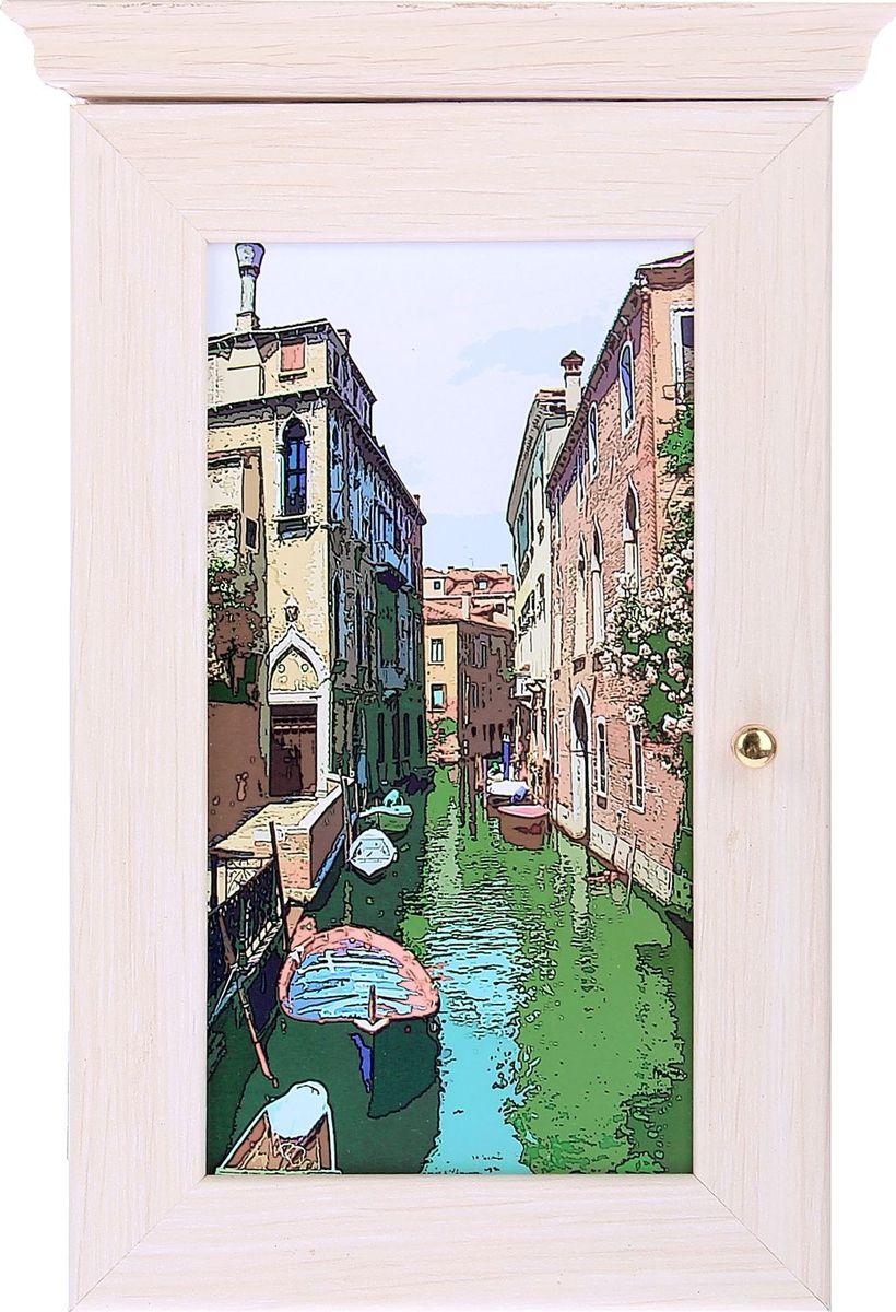 Ключница настенная АГТ-Профиль Венеция, 29 х 17 х 5 см
