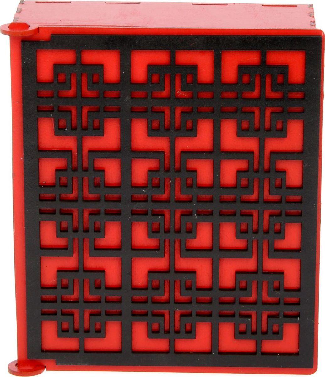 Ключница настенная Канышевы в китайском стиле, 17,5 х 25 х 7 см1889698Постоянно теряете ключи, когда куда-то торопитесь? Тогда этот товар — именно то, что вам нужно! Каковы его плюсы? - незаменимый помощник и стильный предмет декора прихожей - экономия времени на поиск ключей, которые вам больше терять не придётся - комфортное хранение ещё и других важных мелочей, которые любят пропадать - порядок и сохранность ваших вещей. Ключница — очень полезная вещь, которая помогает поддерживать порядок в вашем доме.