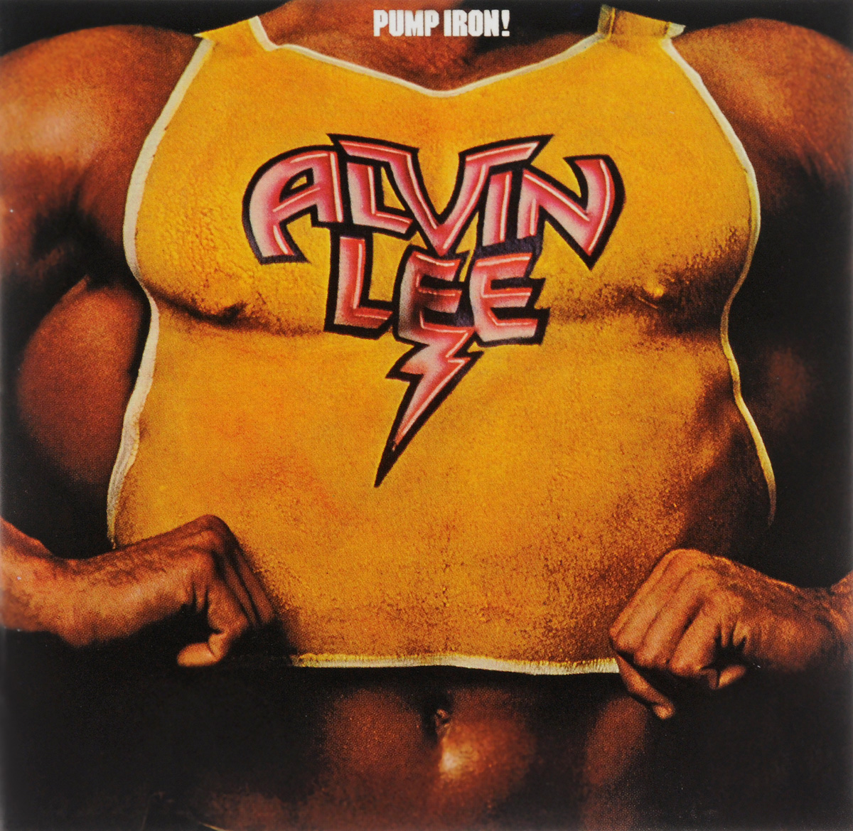 Alvin Lee. Pump Iron