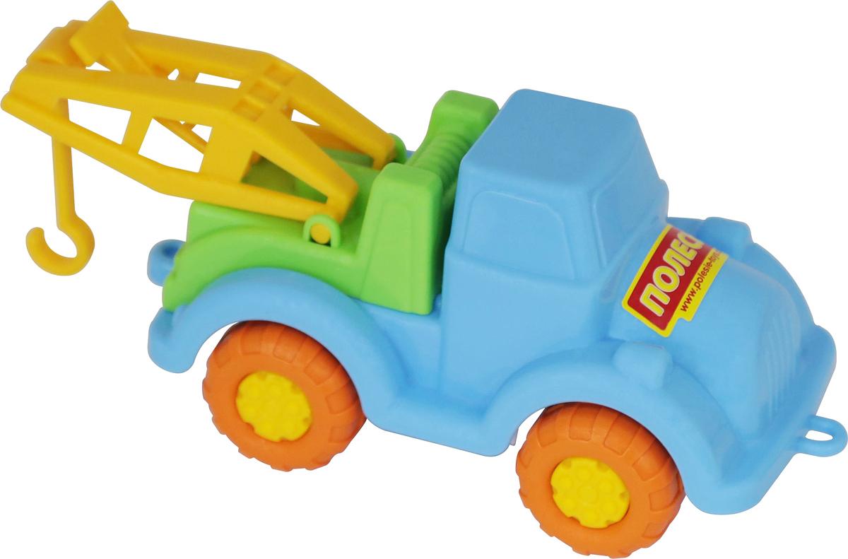 Полесье Эвакуатор Борька игрушечные машинки на пульте управления по грязи купить