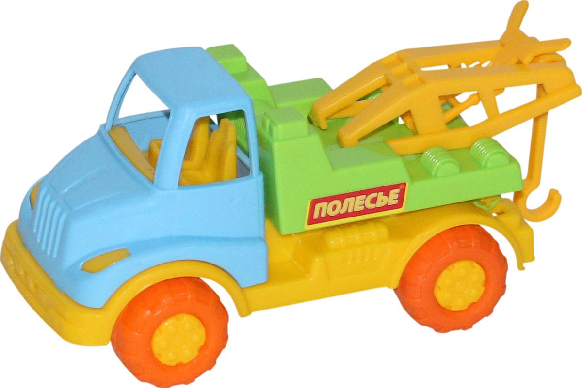 Полесье Эвакуатор Кнопик игрушечные машинки на пульте управления по грязи купить