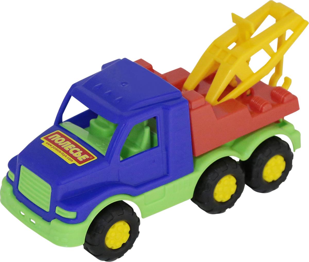 Полесье Эвакуатор Максик игрушечные машинки на пульте управления по грязи купить