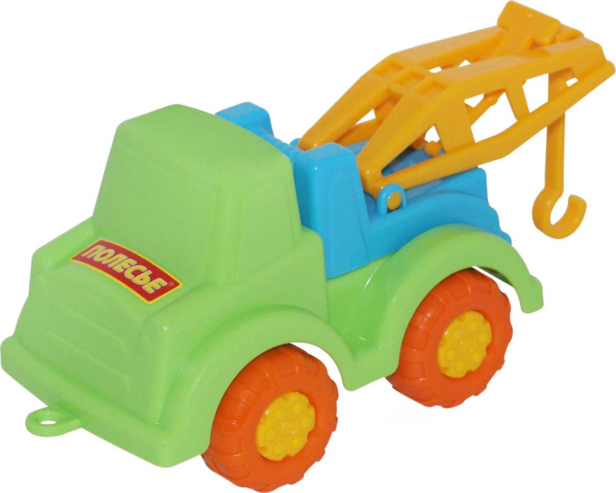 Полесье Эвакуатор Ромка игрушечные машинки на пульте управления по грязи купить