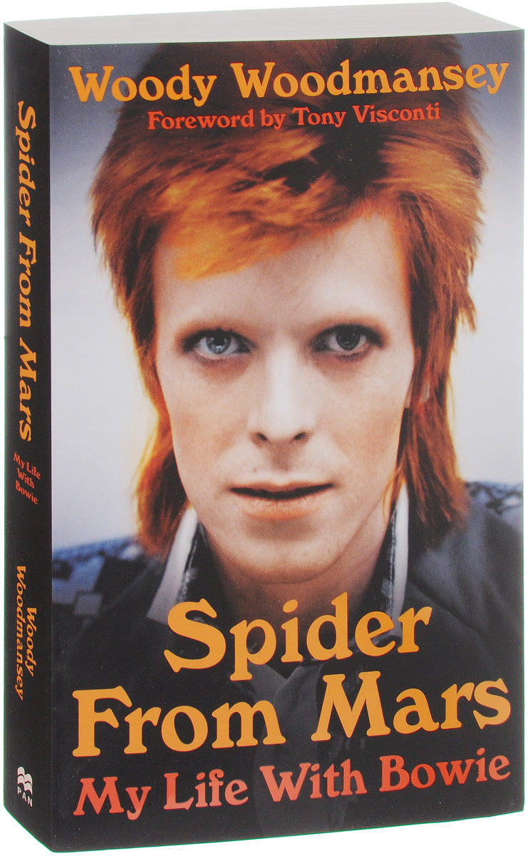 Spider from Mars david bowie david bowie the rise and fall of ziggy stardust and the spiders from mars 180 gr
