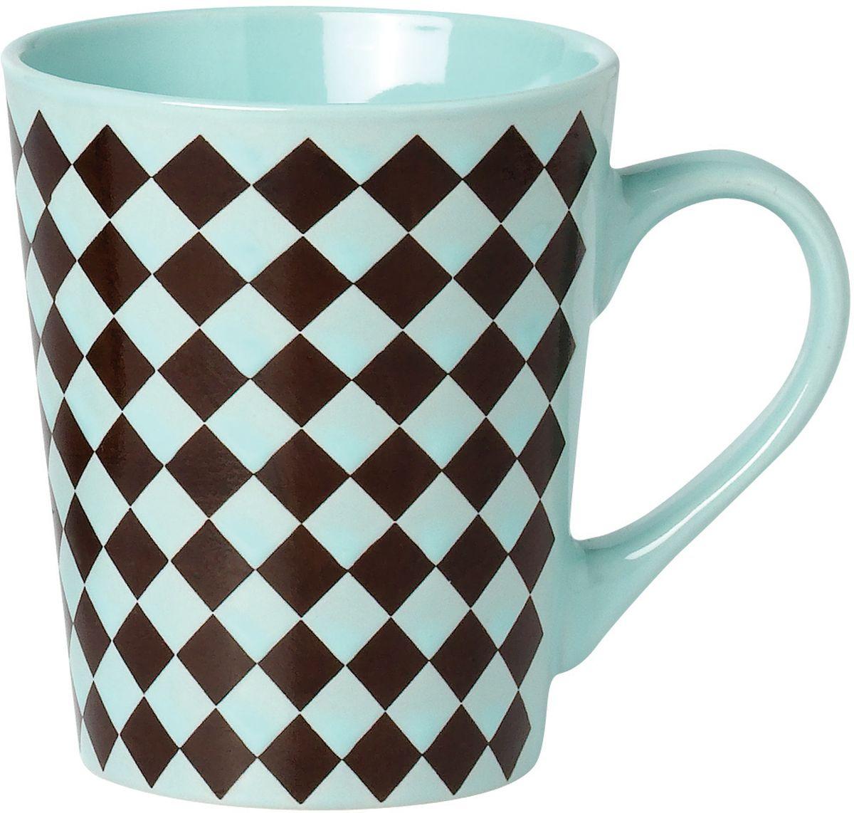 Кружка Rainbow Александрия, 310 млTL20-1Кружка Rainbow Александрия изготовлена из глазурованной керамики. Такая кружка прекрасно подойдет для горячих и холодных напитков. Она дополнит коллекцию вашей кухонной посуды и будет служить долгие годы.