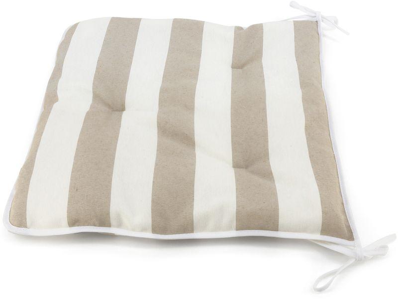 Подушка на стул KauffOrt Кипр, 40 х 40 см. 3112204540 подушки pastel подушка на стул