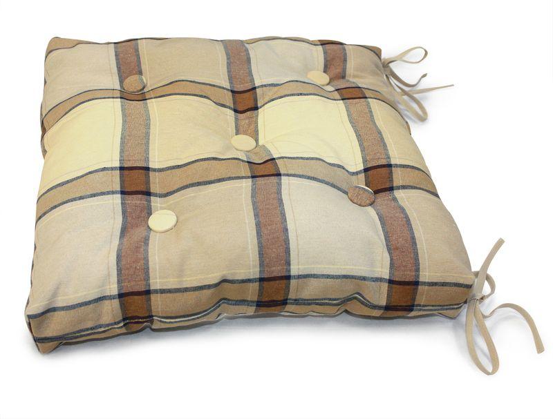 Подушка на стул KauffOrt Осло, 40 х 40 см. 3112801695 подушка на стул kauffort таня 40 х 40 см