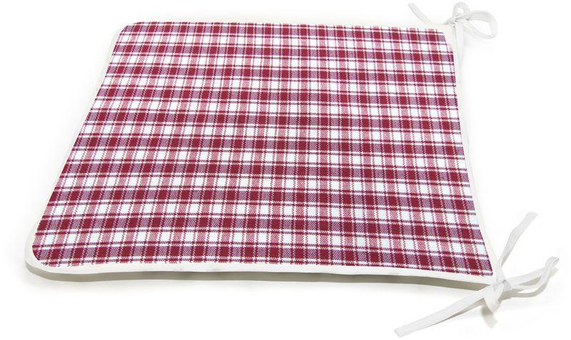 Подушка на стул KauffOrt Коттедж, 39 х 40 см подушка на стул kauffort barolo